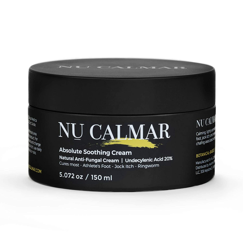 NU CALMAR Cream for Most Athletes Jock Latest Ranking TOP18 item Ringworm Foot Itch âÂ