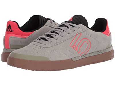 Five Ten Sleuth DLX (Sesame/Shock Red/Gum) Men