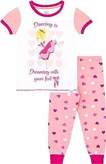 Girls' Ballerina Princess Pajamas