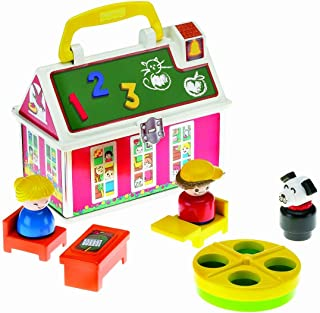 fisher price school house toy