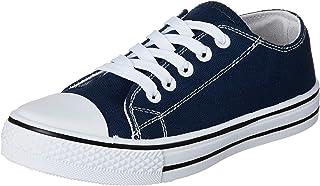 Max Boy's Navy Sneakers