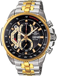 Casio Edifice Men's Tachymeter Chronograph EF-558SG-1AVDF (ED439)