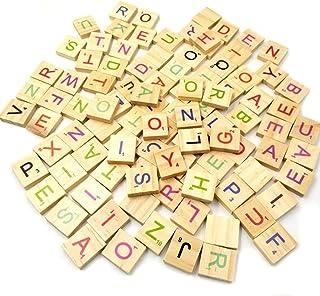Baoblaze Puzzle en Bois Jeu /Éducatif Cadeau danniversaire pour Enfant 200x Puzzle Num/éro Lettre