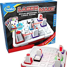 Think Fun Laser Maze (Class 1) Brain Game and STEM Toy for Boys and Girls Age 8 and Up..