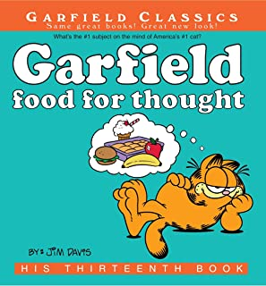 Garfield Food for Thought: His 13th Book (Garfield Series)