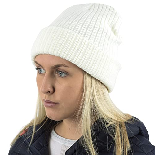 Womens Wool Hat Cream  Amazon.co.uk f2443b01c25