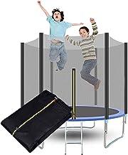 Trampoline Veiligheidsnet Net voor recreatief Trampoline Veiligheidsnet Oefening Trampoline Net Outdoor Trampoline voor ki...
