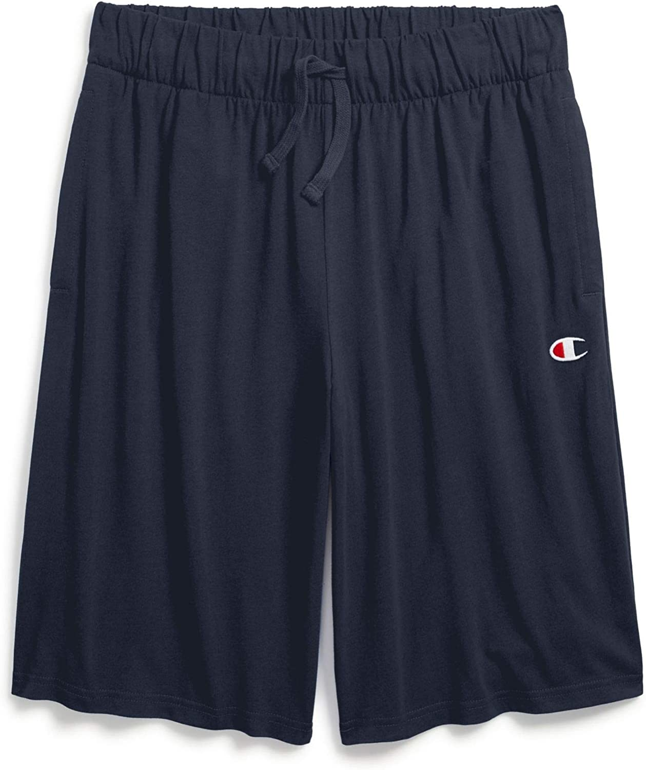 Champion Bombing free shipping Men's Spring new work one after another Jersey Jam Shorts