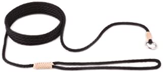 Alvalley Nylon Slip Lead for Dogs 4mm X 183cm or 1/8in X 6ft