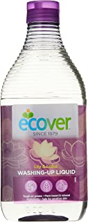 Ecover Washing-Up Liquid - Lily & Lotus 450ml,