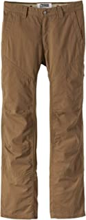 Mens Original Trail Pant Classic Fit: Outdoor UPF Stretch Pant