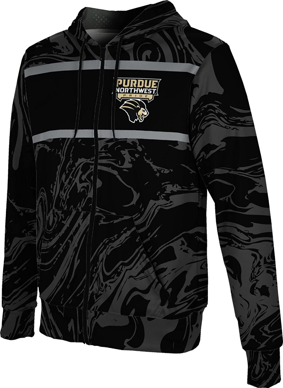 Regular dealer Purdue University Northwest Boys' Limited time trial price Zipper Spirit Hoodie S School