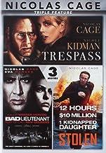Nicolas Cage Triple Feature
