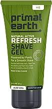 Primal Earth Refresh Shave Gel, 140ml