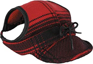 Stormy Kromer Critter Kromer Cap - Decorative Wool Pet Hat