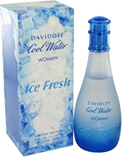 Davidoff Cool Water Ice Fresh 100ml EDT (L) SP