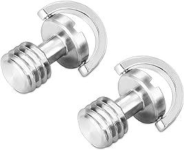 SMALLRIG Longer Shaft D-Ring Screw 3/8