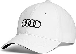 Audi oryginalna czapka baseballowa, uniseks, biała