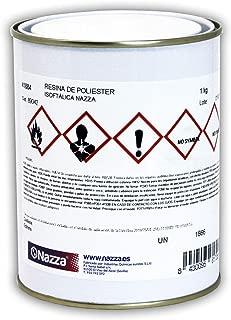 Resina de Poliéster Transparente de Tipo Isoftálico -