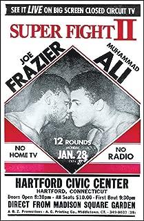 Fraiser vs Ali Boxing Fight 1974 14