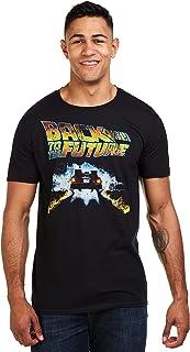 Desconocido Delorean Camiseta para Hombre
