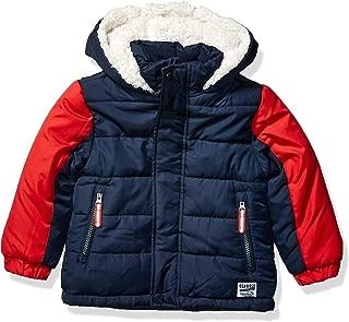OshKosh B'Gosh Boys' Heavyweight Winter Jacket with...