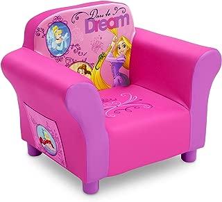 Delta Children Disney Princess Upholstered Chair