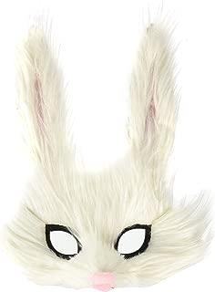 Forum Novelties Bunny Half Mask Costume Accessory