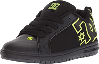 DC Kids Youth Court Graffik Skate Shoes