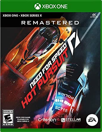 Need for Speed: Hot Pursuit Remastered - Xbox One
