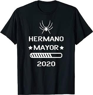 Hermano Mayor 2020 Loading Cargando Playera Futuro Hermano