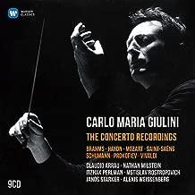 carlo maria giulini the concerto recordings