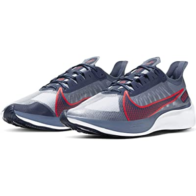 Nike Zoom Gravity (Diffused Blue/Laser Crimson/White) Men