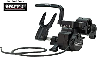 HHA Virtus Fall Away Rest Hoyt RH Black