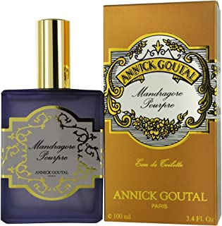 Annick Goutal Mandragore Pourpre Eau de Toilette Spray for Men, 3.4 Ounce