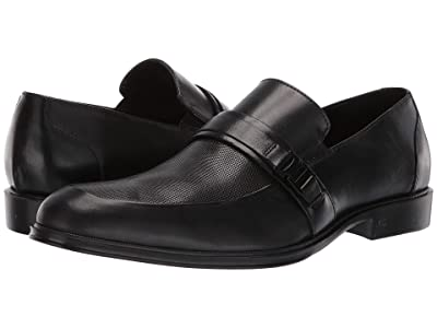 Kenneth Cole Reaction Zac Slip-On B (Black) Men