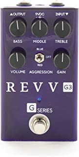 Revv Amplification G3 Overdrive & Distortion Pedal