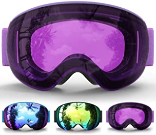 Best magnetic snowboard goggles Reviews