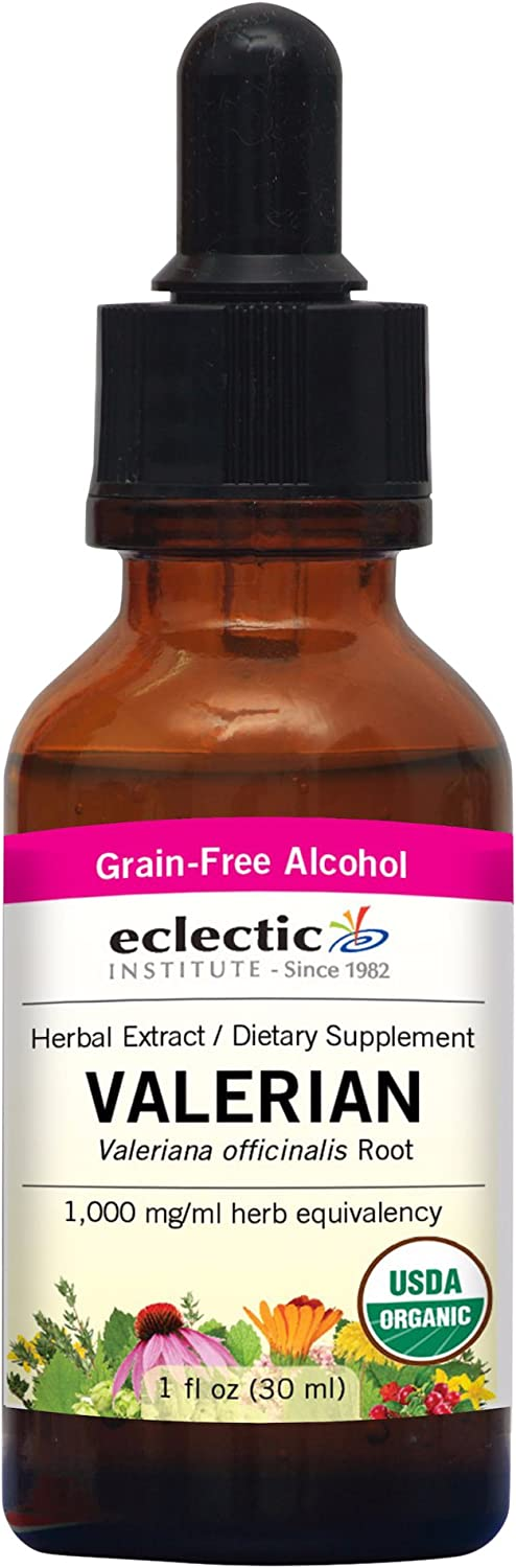 Eclectic Year-end gift Institute Valerian officinalis O Fluid Store 1 Ounce Pink