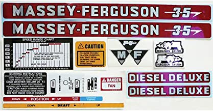 massey ferguson 35 deluxe