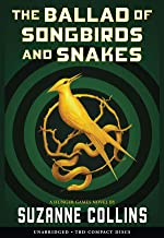 The Ballad of Songbirds and Snakes (A Hunger Games Novel) (Unabridged edition)