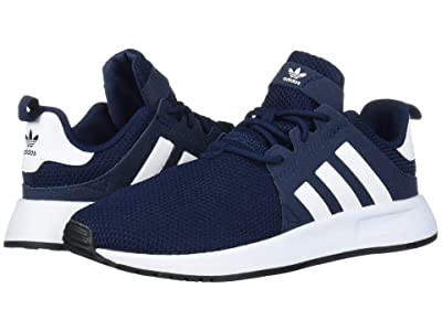 adidas Originals Kids X_PLR C (Little Kid) (Collegiate Navy/White/Black) Boys Shoes