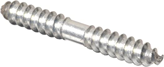two sided wood screw