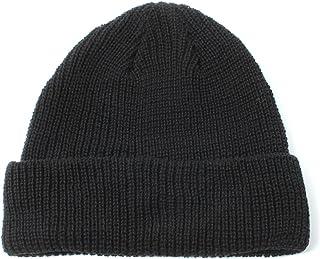 BASIQUENTI [ ベーシックエンチ ] ニットキャップ 帽子 (浅い/ニット帽) Low Watch フリーサイズ レディース メンズ