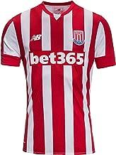 New Balance Stoke City Home Soccer Stadium Jersey 2015-16