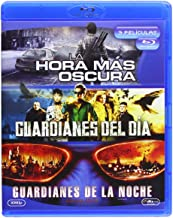 La Hora Mas Oscura / Guardianes Del Dia/ Guardianes De La Noche - Bd Tri [Blu-ray]