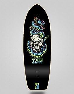 TXIN - Surfskate Deck monopatin Skate Skateboard - Blue S...