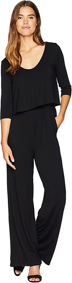 Smooth Operator Knit Jumpsuit