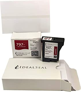 Ink+Tapes k7m0 Cartridge Compatible Pitney Bowes: Mailstation 2 Ink Pitney Bowes 797 Pitney Bowes k7m0 Ink Cartridge k700 Ink Cartridge+300 Tapes Compares to Pitney Bowes 612-0, 612-7, 612-9 & 620-9