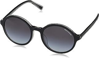 A X Armani Exchange المرأة AX4101SF الآسيوية صالح النظارات الشمسية